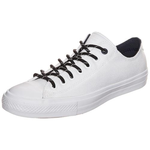 Weiß schwarz Shield Converse Taylor Sneaker Star Ii Canvas Chuck All 8Hzr8U