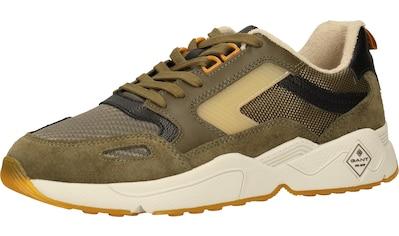 Gant Sneaker »Velourleder/Textil« kaufen