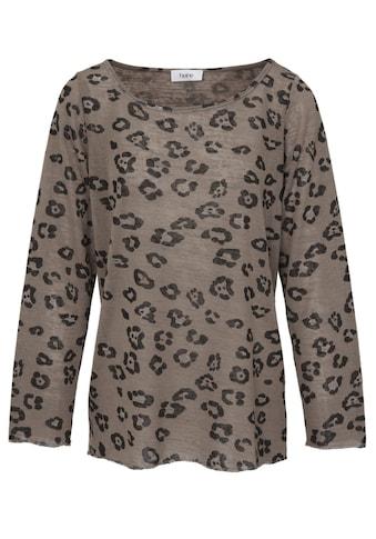 Shirt mit Rundhalsausschnitt kaufen