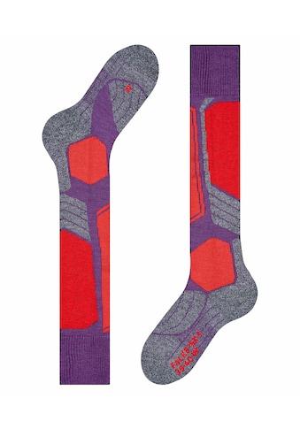 FALKE Skisocken »SK1 Skiing«, (1 Paar), mit extra starker Polsterung kaufen