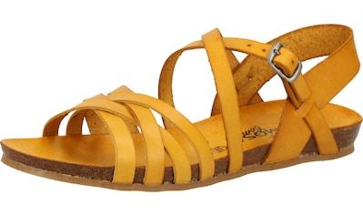 COSMOS Comfort Riemchensandale »Leder« kaufen
