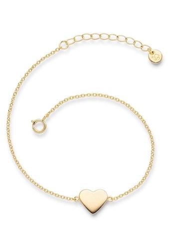 Glanzstücke München Armband »Herz, 60603296« kaufen