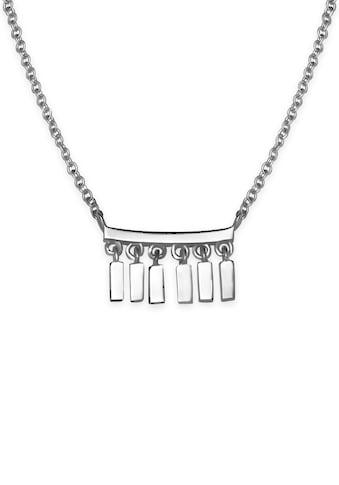 ROSEFIELD Kette mit Anhänger »Iggy Multi drop necklace silver, JMDNS - J053« kaufen