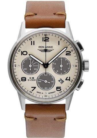IRON ANNIE Chronograph »G38, 5372-1« kaufen