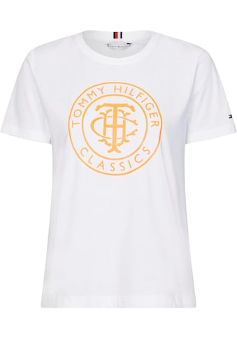 TOMMY HILFIGER T - Shirt »TH COOL ESS RELAXED GRAPHIC TEE« kaufen
