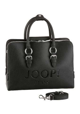 Joop Jeans Henkeltasche »lettera josephine handbag mhz«, in schlichter Optik mit... kaufen