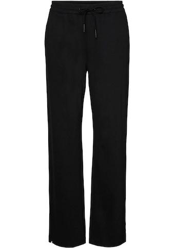 Vero Moda Jerseyhose »VMEVANA HR STRING STRAIGHT PANT« kaufen