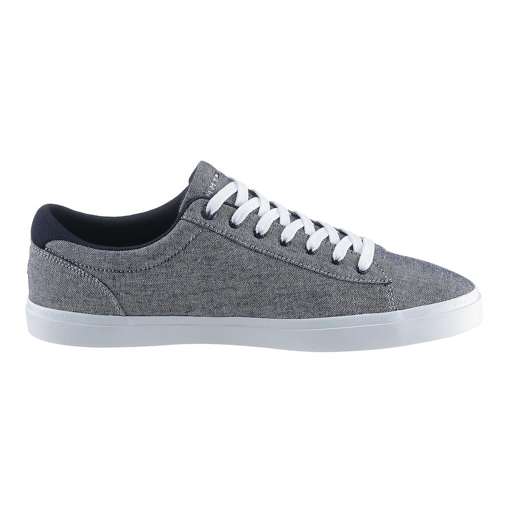 TOMMY HILFIGER Sneaker »ESSENTIAL SEASONAL TEXTILE VULC.«
