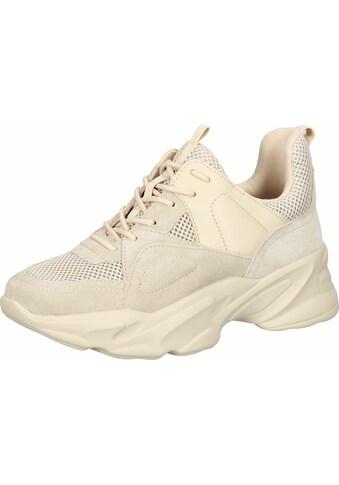 STEVE MADDEN Sneaker »Veloursleder/Textil« kaufen