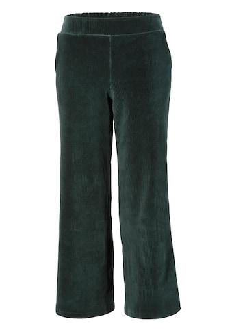 Aniston CASUAL Cordhose, in trendiger Culotte-Form kaufen