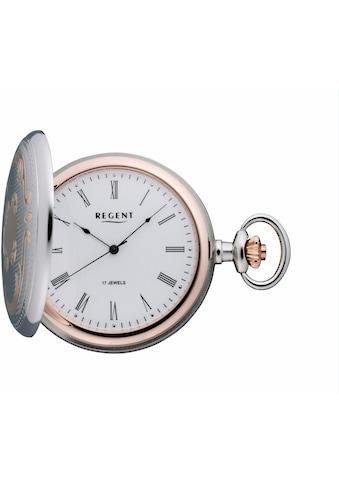 Regent Taschenuhr »11330073« (Set, 2 tlg.) kaufen