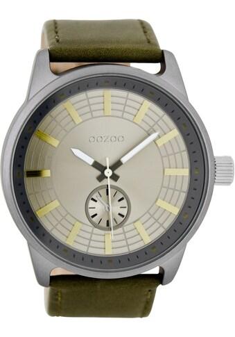 OOZOO Quarzuhr »C7821« kaufen