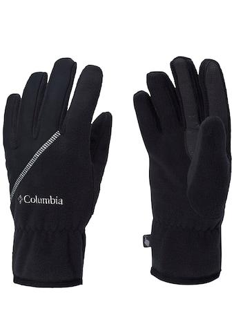 Columbia Fleecehandschuhe »WIND BLOCK« kaufen