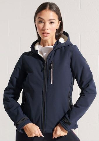 Superdry Softshelljacke »Arctic Softshelljacke«, mit recycelte Wattierung kaufen