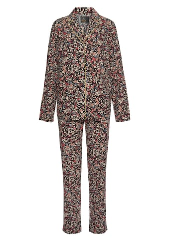 Triumph Pyjama, bunt geblümt kaufen