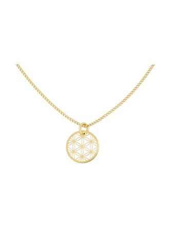 La Piora Silberkette »Blumes des Lebens« kaufen