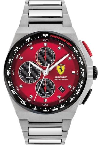 Scuderia Ferrari Chronograph »Aspire, 0830790« kaufen
