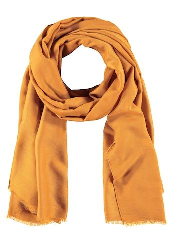 GERRY WEBER Schal »Schal mit feinen Fransen« kaufen
