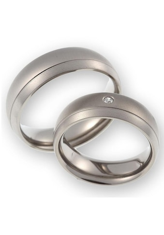 CORE by Schumann Design Trauring »20006169-DR, 20006169-HR, ST046.02«, Made in Germany - wahlweise mit oder ohne Diamant kaufen