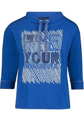 Betty Barclay Sweatshirt, mit Printmotiv kaufen