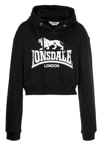 Lonsdale Kapuzensweatshirt »Crop Top ROXETH« kaufen