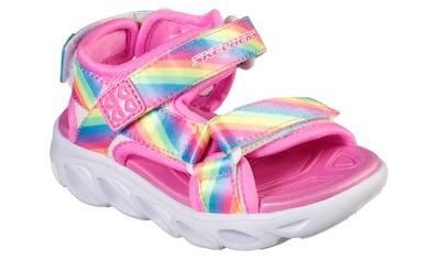 Skechers Kids Sandale »HYPNO-SPLASH«, im farbenfrohen Look kaufen