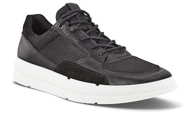 Ecco Sneaker »SOFT X«, mit weißer Laufsohle kaufen