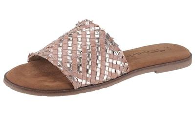 Tamaris Pantolette »Crusy«, mit breiter Bandage kaufen