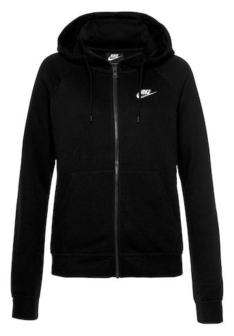 Nike Sportswear Kapuzensweatjacke »W Nsw Essential Hoodie« kaufen