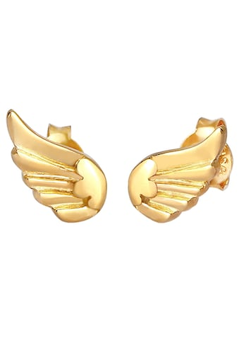 Elli Paar Ohrstecker »Ohrringe Kinder Flügel Engel Religion 0303343120, 0303733120« kaufen