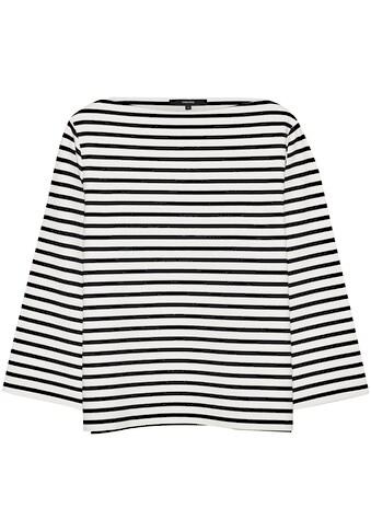 someday Sweatshirt »Ukati detail«, im Streifen Look kaufen