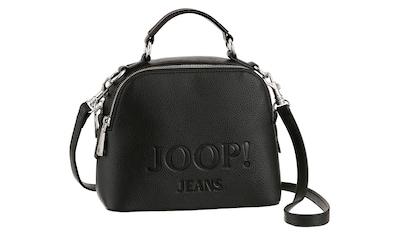 Joop Jeans Henkeltasche »lettera nava handbag xshz«, mit 2 Reißverschluss-Hauptfächer kaufen
