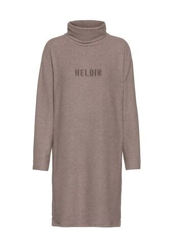 Herrlicher Jerseykleid »Hasel«, mit Statement-Stickerei kaufen