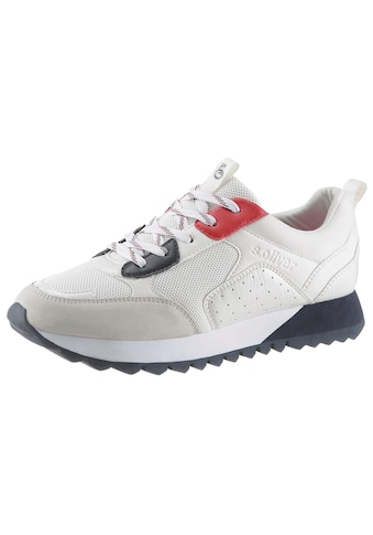 s.Oliver Plateausneaker kaufen