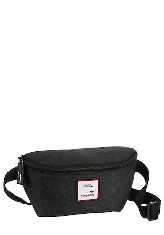 KangaROOS Gürteltasche, mit praktischem Reißverschluss-Rückfach kaufen