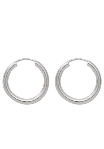Adelia´s Paar Creolen »925 Silber Ohrringe / Creolen Ø 40 mm« kaufen