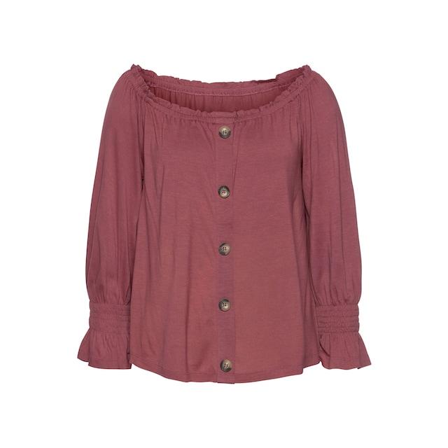 Buffalo Carmenshirt