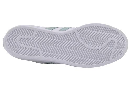 W Adidas Superstar mint 1 Originals Weiß Sneaker nBBx40