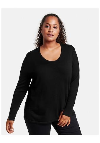 Samoon Strickpullover »Basic Pullover« kaufen