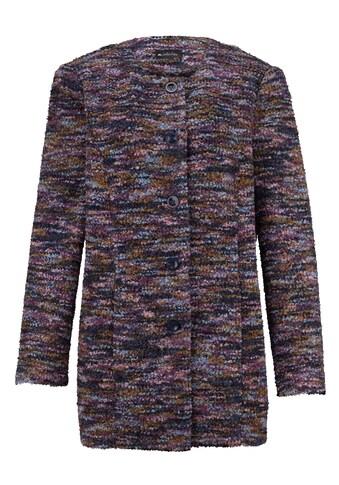 m. collection Kurzblazer, in schönem Farbenmix kaufen