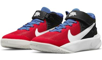 Nike Basketballschuh »Team Hustle D 10 FlyEase« kaufen