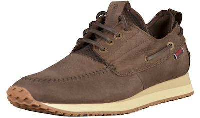 Sebago Sneaker »Nubukleder« kaufen