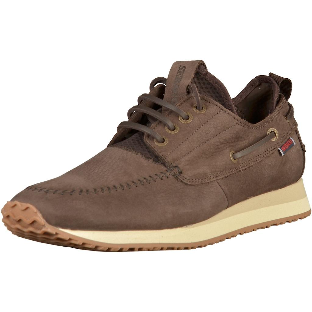 Sebago Sneaker »Nubukleder«