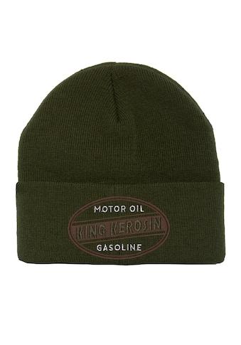 KingKerosin Strickmütze »Gasoline« kaufen