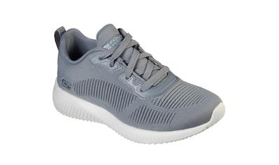 Skechers Sneaker »BOBS SQUAD - TOUGH TALK«, in Strick-Optik kaufen