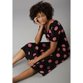 Aniston CASUAL Sommerkleid, mit großen Punkten bedruckt - NEUE KOLLEKTION