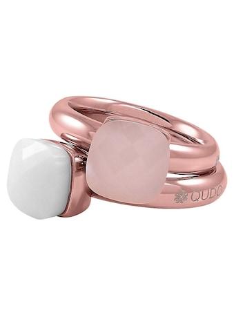 qudo Ring-Set »Firenze big, O600077, O600078, O600079, O600080, O600081«, (Set, 2... kaufen