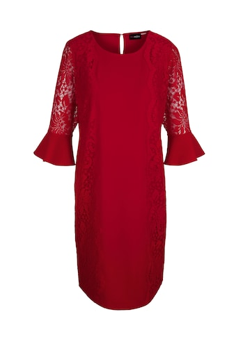 MIAMODA Spitzenkleid in eleganter Etuiform kaufen
