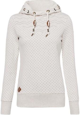 Ragwear Sweater »NUGGIE SWEAT«, im Allover-Design kaufen