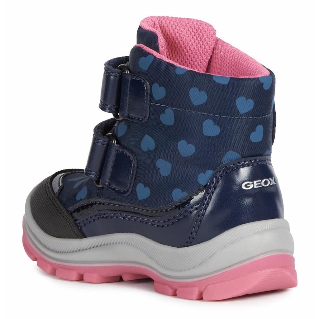 Geox Kids Winterboots »FLANFIL GIRL«
